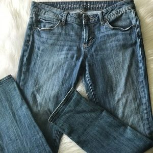 Articles of Society Cropped Jeans